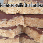 Scotcheroos With Marshmallows Recipe