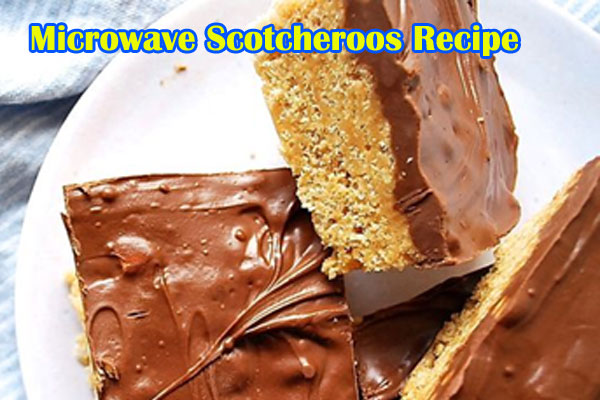 Scotcheroos Recipes in Microwave