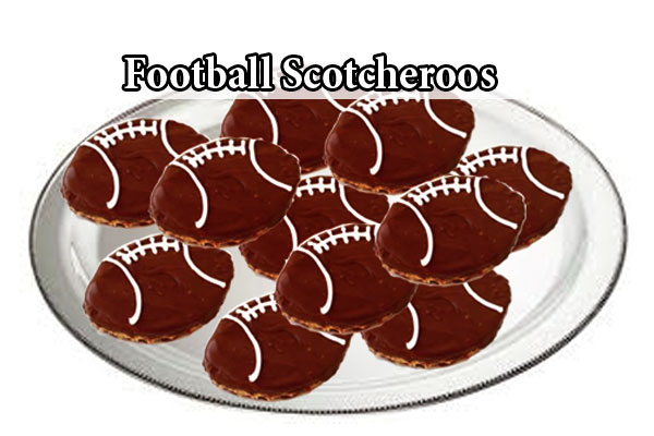 Football Scotcheroos