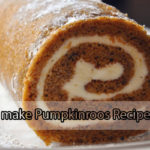 how to make pumpkinrolls recipe
