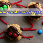 Scary Scotcheroo Treats